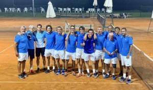Tennis Comunali Vicenza festeggia la permanenza in A1