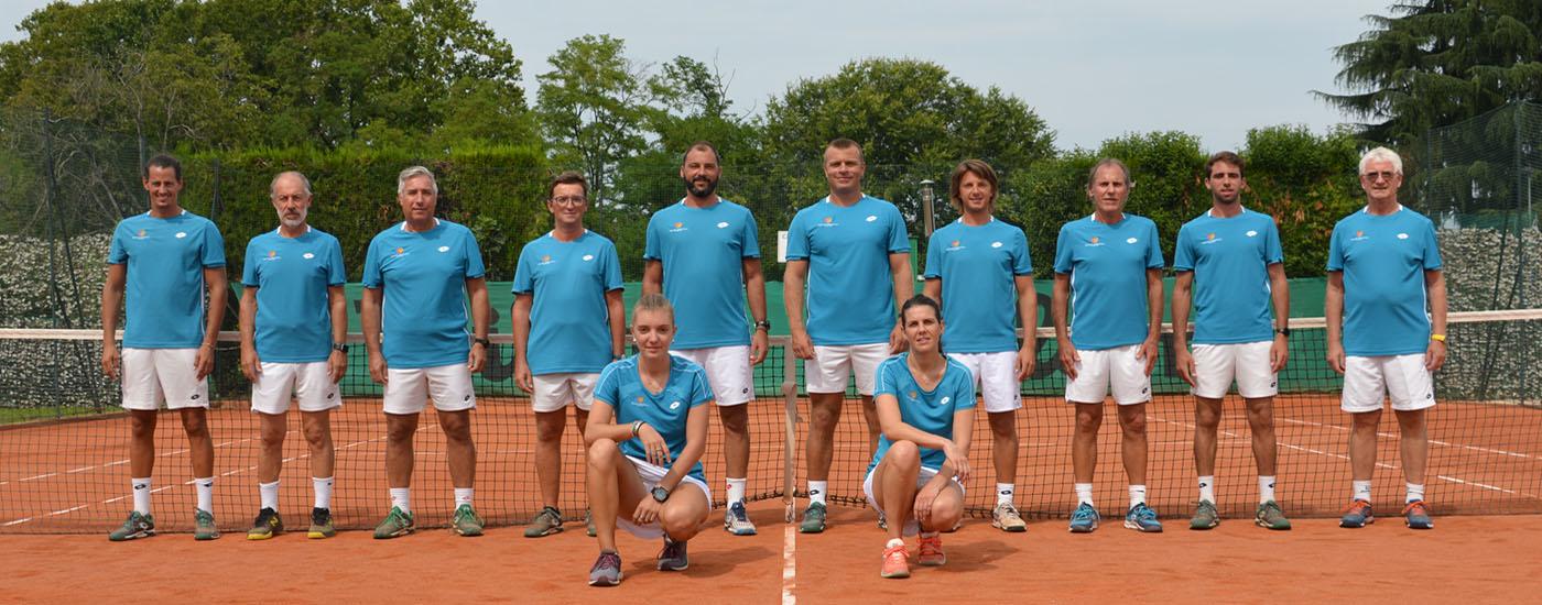 Staff tennis comunali vicenza